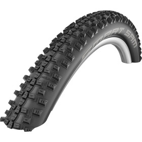 "SCHWALBE Smart Sam Wired-on Tire 24"" Addix Performance, black"